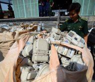 Siết chặt nhập nguồn phế thải nhựa vô tội vạ